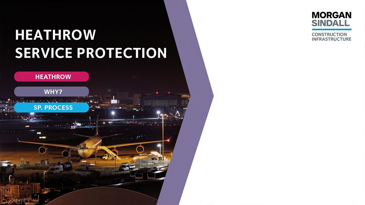 Morgan Sindall – Service protection