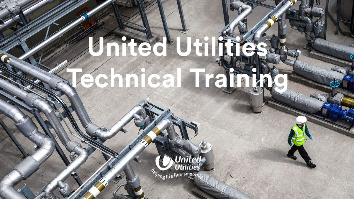 United Utilities – Tech Intro