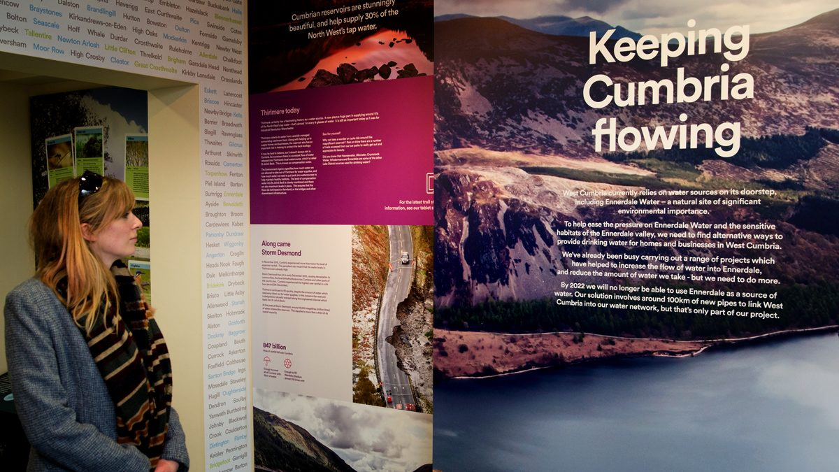 Keswick Visitor Centre | United Utilities